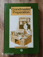Grandmaster Preparation Lev Polugayevsky Hardcover 1981 Pergamon