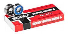 BONES Skateboard Bearings Super Swiss 6 Ball Post