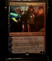 The Royal Scions Foil MTG THRONE OF ELDRAINE Magic the Gathering NM/M