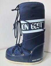 Tecnica MOON BOOT Nylon dunkel blau Gr. 39 - 41 Moon Boots Moonboots blue