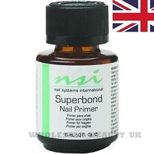 NSI  SuperBond - Nail Primer - 15ml FOR UV GELS & ACRYLICS NAILS BONDER