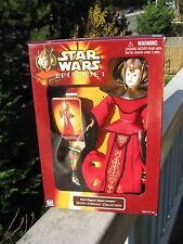 "STAR WARS EPISODE 1 QUEEN AMIDALA COLLECTION ROYAL ELEGANCE 12"" Barbie Size"