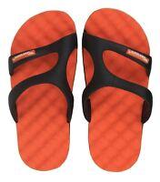 Badeschuhe Kinder schwarz orange Gr. 24 - 32 Jungen Schuhe Bade Slipper neu