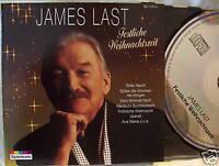 James Last- Festliche Weihnachtszeit- Spectrum WIE NEU