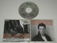Steve Winwood / Roll With It (Virgin cdv2532) CD Album