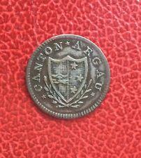 Suisse - Argau -  jolie monnaie de 2 Rappen  1816