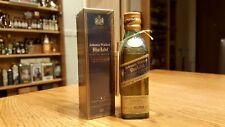 Extra Rare JW blue 50ml  minibottle, mininature, mignon, Johnnie walker