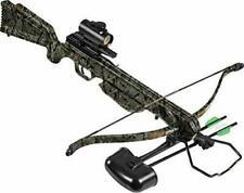 Barnett WG-XR250C Recurve Crossbow Kit w/ Illuminated Red Dot and Elude Camo