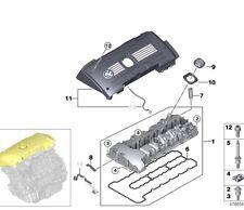 Genuine BMW N54 Engine Valve Cover Gasket , Bolts Kit  E90,E91,E92,E93,E60,E61