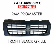 Dodge Ram Promaster 1500 2500 3500 Front Grille Radiator Assembly Black 2014-18