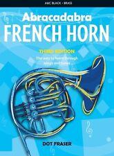Abracadabra French Horn (pupil's book); Fraser, Dot, FMW - 9781408194409