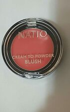 NATIO Limilted Edition Cream to Powder Blush #  Joyful