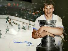 Bobby Orr auto Boston Bruins 16x20 Photo