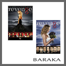 Revenge: The complete Season series 2 & 3 DVD R4 New Sealed