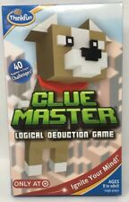 Think Fun: Clue Master Logical Deduction Game- Target Exclusive