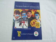 Championship Final Football International Fixture Programmes