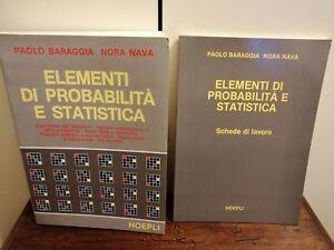 Elementi di Probabilità e Statistica - Hoepli