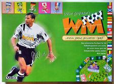 Fußball Quiz - Guido Buchwald´s WM FUN - altes Brettspiel - 1990er - UNBESPIELT