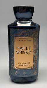Bath and Body Works Sweet Whiskey Shower Gel-8oz BRAND NEW