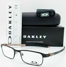 NEW Oakley Tincup RX Eyeglasses Frame Satin Black OX3184-0550 AUTHENTIC 3184 50