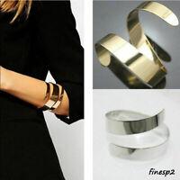 Charm Women Men Egypt Swirl Upper Arm Cuff Armlet Armband Bangle Bracelet