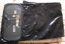 Bâche, capote uaz 469 noir plastique 3151-6002020 s/