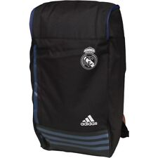 c6d57bd049a0 adidas RMCF Real Madrid Backpack Black White Purple New