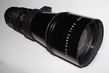EBC Fujinon-T 400mm f/4.5 Telephoto Lens