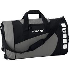 erima Club 5 Line Rollentasche granit/schwarz (723361)