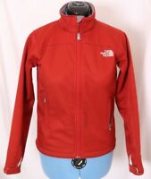 The North Face Apex Softshell Thermal Fleece Lined Full Zip Jacket Women's M