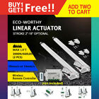 【Buy 1 Get 1 Free】 DC 12V Heavy Duty Electric Linear Actuator Motor Lift Auto