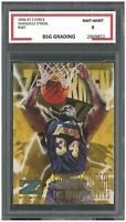 SHAQUILLE O'NEAL 1996-97 Z FORCE #187 ~ BSG 8
