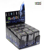 Aliens vs Marines Minimates Series 1 Counter Dump Sealed Case of 12