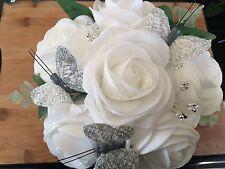 White Posy Bouquet (small)