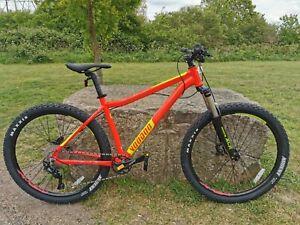 "Voodoo hoodoo mountain bike 18"" medium frame"