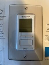 Honeywell 7 Day Solar Programmable Switch