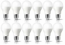 Pack of 12 LED Light Bulbs 60w Incandescent Equivalent Quick & FREE Shipping