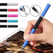 2in1 Capacitive Touch Screen Stylus Ballpoint Pen For iPhone iPad Samsung Tablet