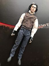 Hot Toys mms149 Sweeney Todd Johnny Depp The Demon Barber 1/6 figure only
