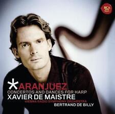Aranjuez: Concertos and Dances for Harp von Xavier De Maistre,Bertrand De Billy,Vienna RSO (2010)