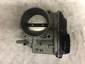 2013 NISSAN SENTRA THROTTLE BODY OEM 3RA60-01 [CHECK PART#]