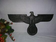 Adler Eisenbahn schwarz oder goldfarben Adler 65 cm breit top