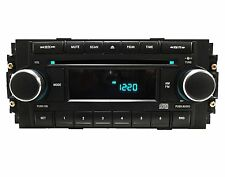 CHRYSLER 300M Aspen DODGE Durango Charger Dakota Radio CD Player CHROME Knobs