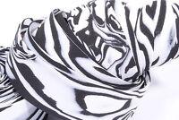 Padded EVA Foam Bicycle Bike Bar Handlebar Tape Ribbon White/Black Swirl/Zebra
