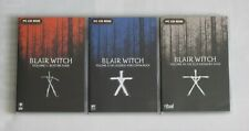 Blair Witch - PC Spiele - Sammlung - Volume 1+2+3 - Rustin Parr - Coffin Rock