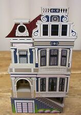 Sheilas Sheila Wood House Eclectic Blue San Francisco California Figural Vintage