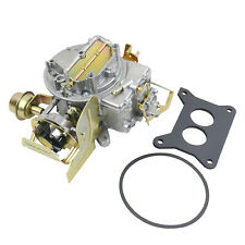 Two 2 Barrel Carburetor Carb 2100-A800 For Ford 400 302 351 Cu Jeep Engine 2150
