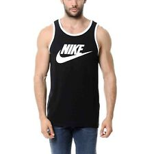 Nike Men's Tank Top Athletic Black/White 779234-011