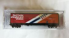 Micro-Trains N-Scale Canadian Forest-Rare and Discontinued-7500060-Mint