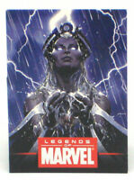 2011 Legends Of Marvel Storm Card Rittenhouse X-Men Limited Edition 348/1939
